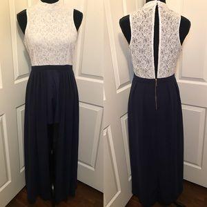 Maxi Dress w/Shorts